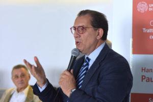 Prof. Pietro Di Michele, Presidente SUSO