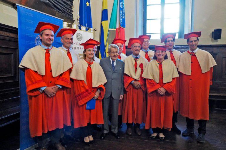 Laurea ad Honorem Augusto Cattani