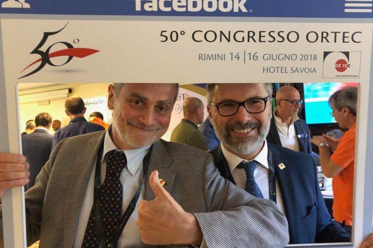 Buon 50^ anniversario Ortec!