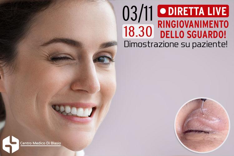 WEBINAR LIVE: RINGIOVANIMENTO DELLO SGUARDO!